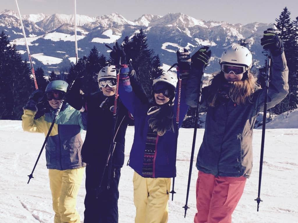 Skitag 1