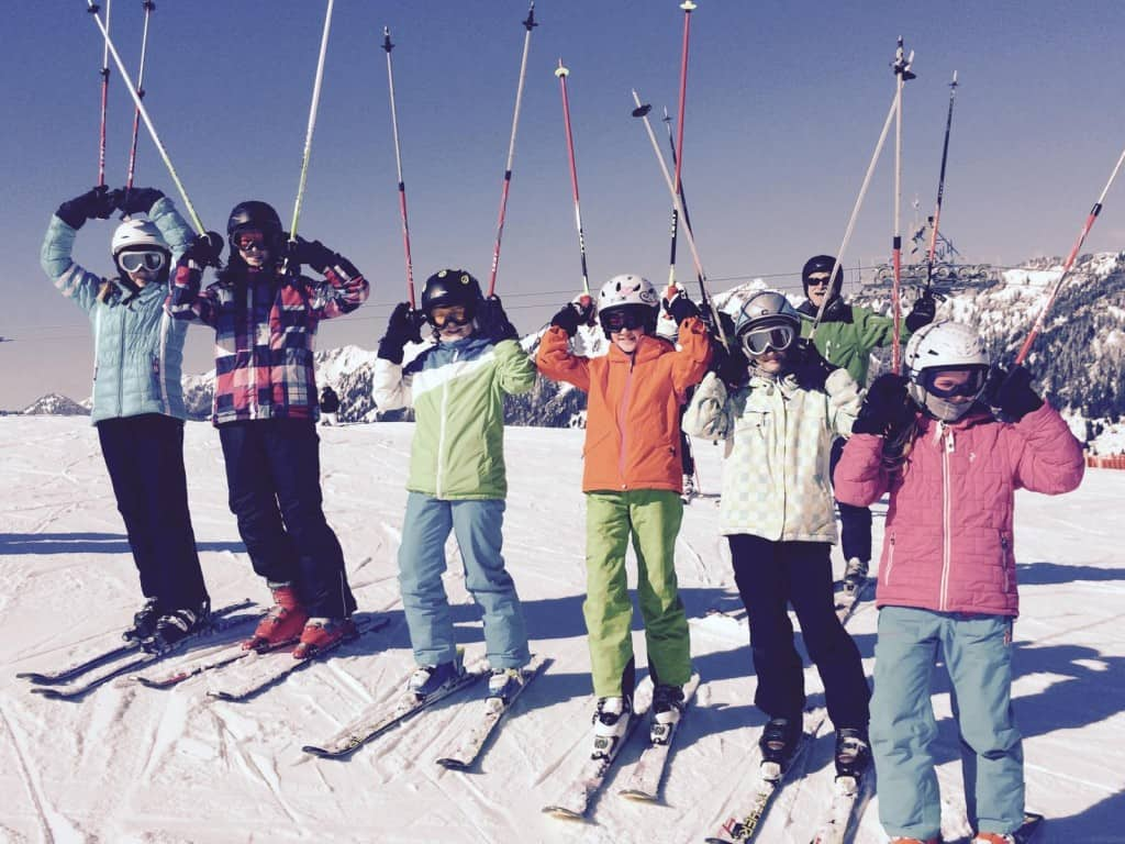 Skitag 5