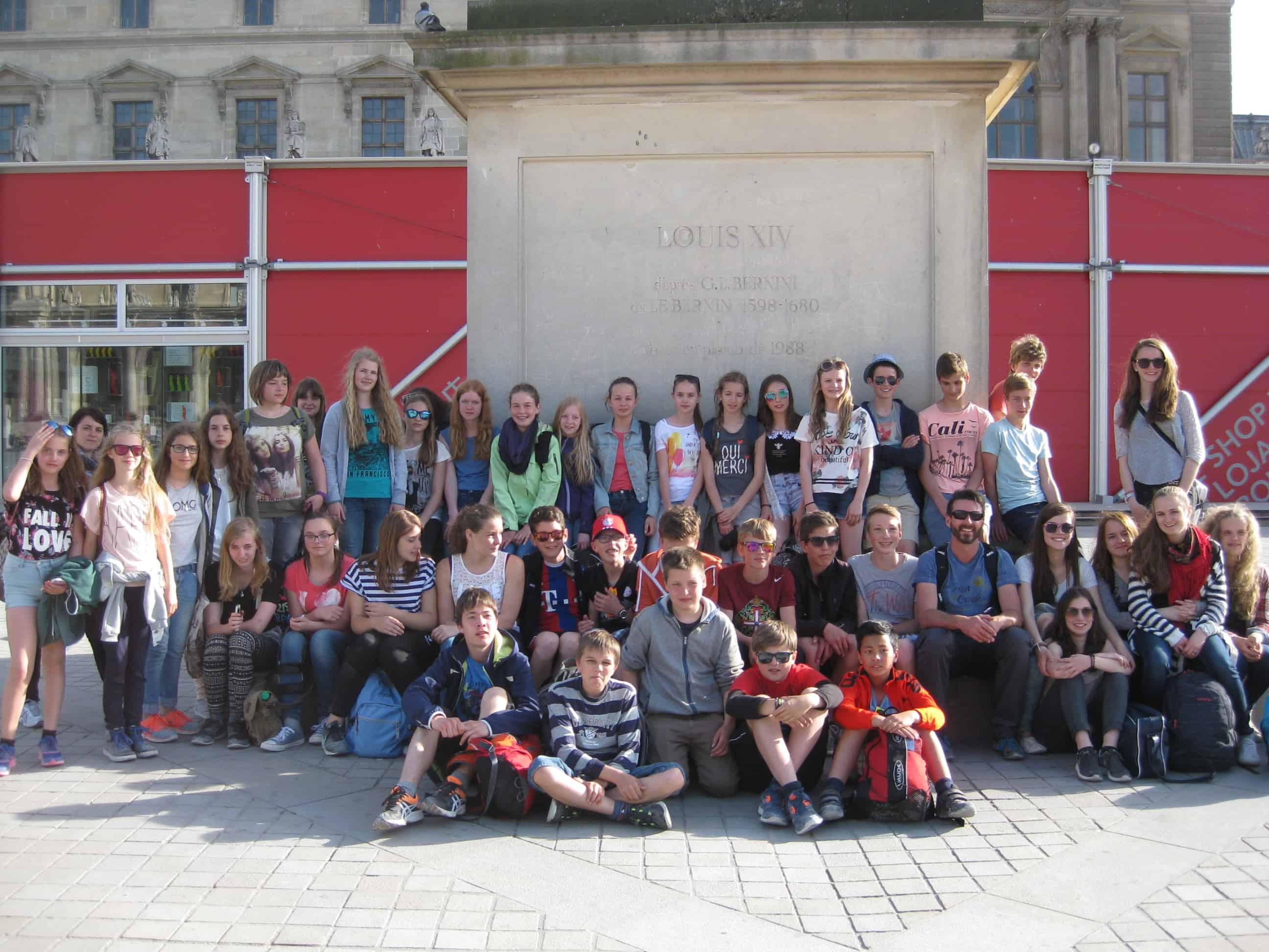 Notre voyage en France!