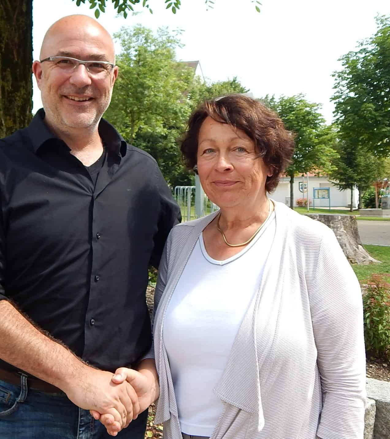 Frau Ursula Boss in den Ruhestand versetzt