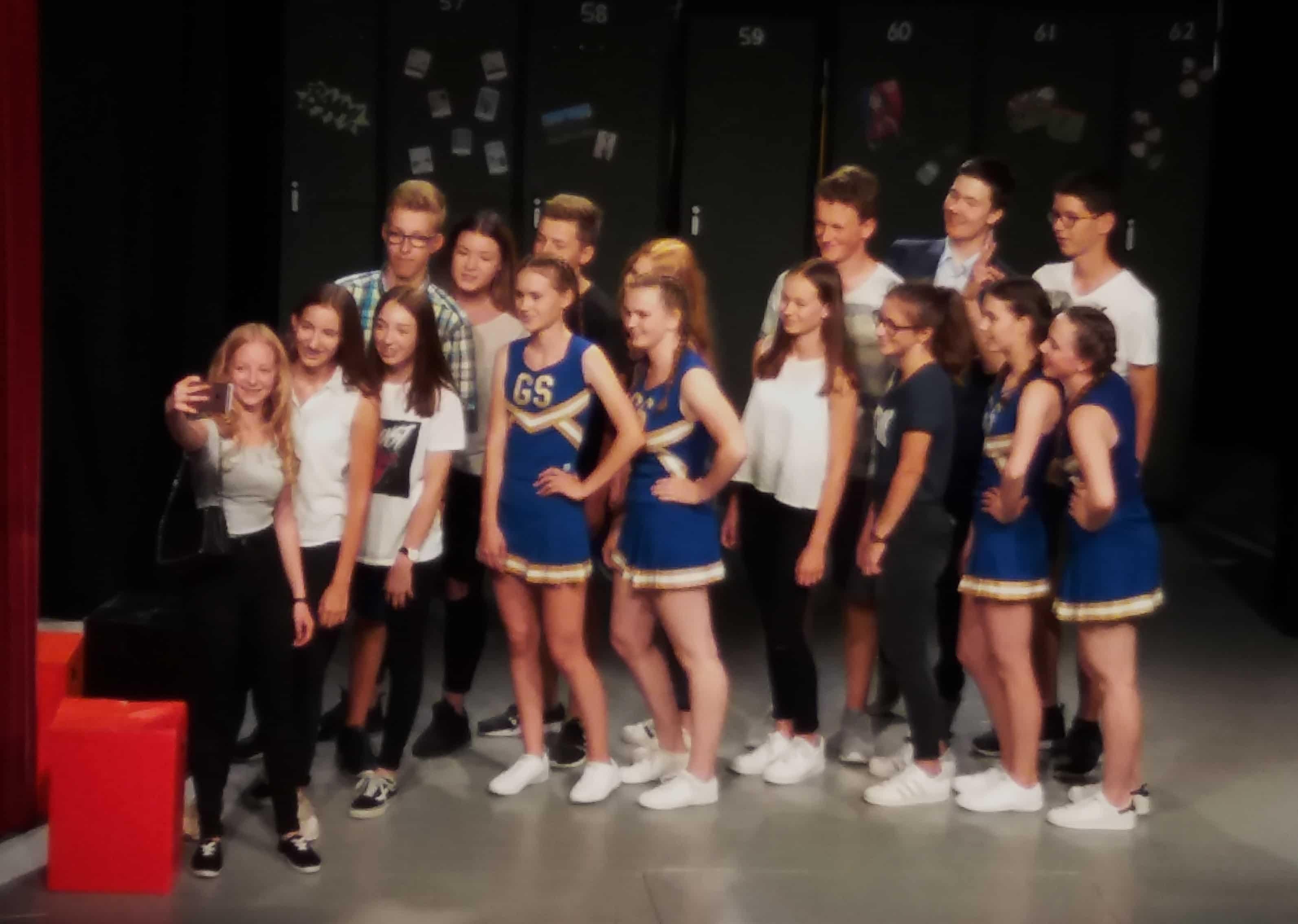 """""""Unpredictable"""" – das Musical der Klassen 9a und b"""