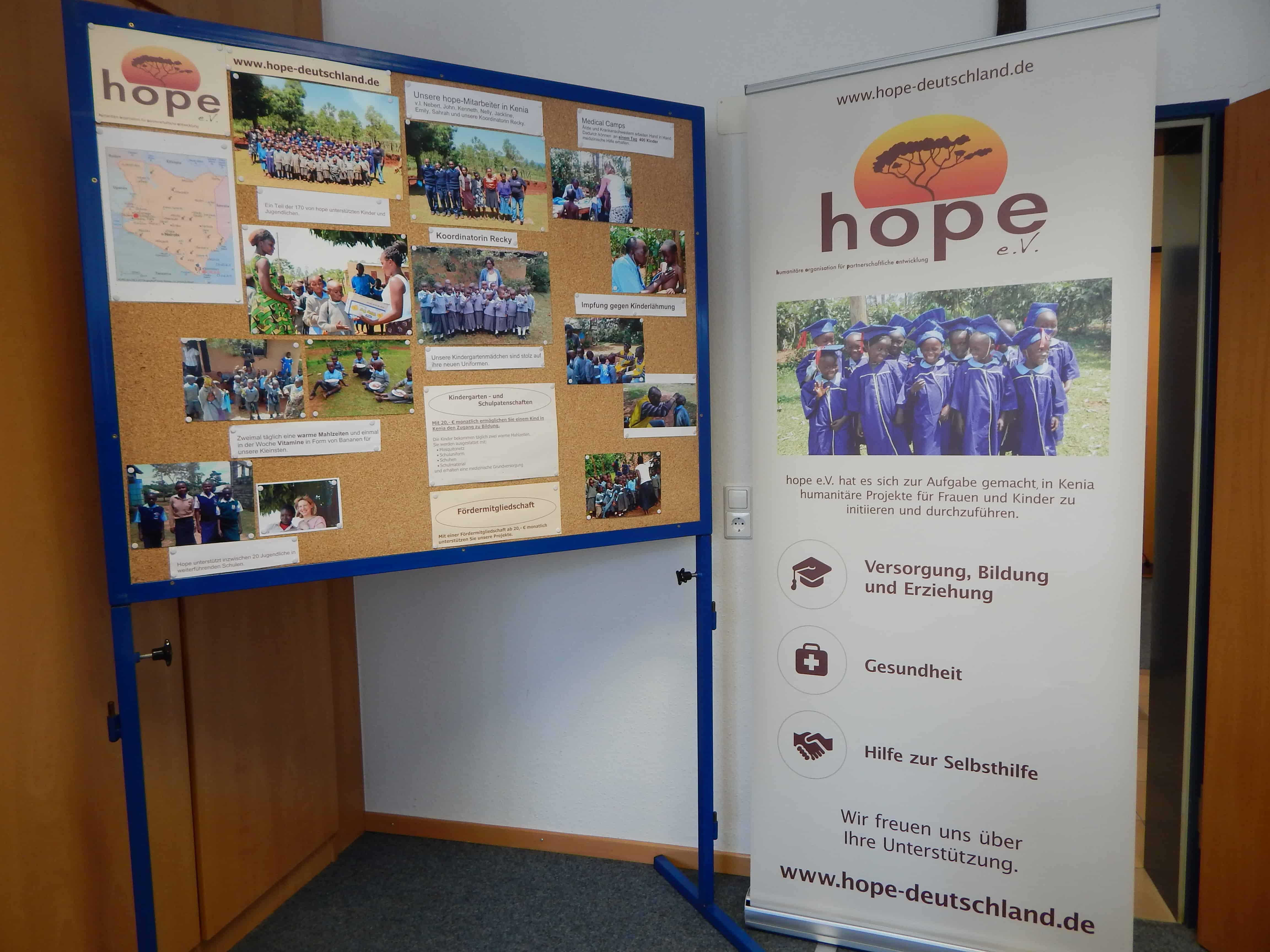 HOPE – Humanitäre Organisation für partnerschaftliche Entwicklung