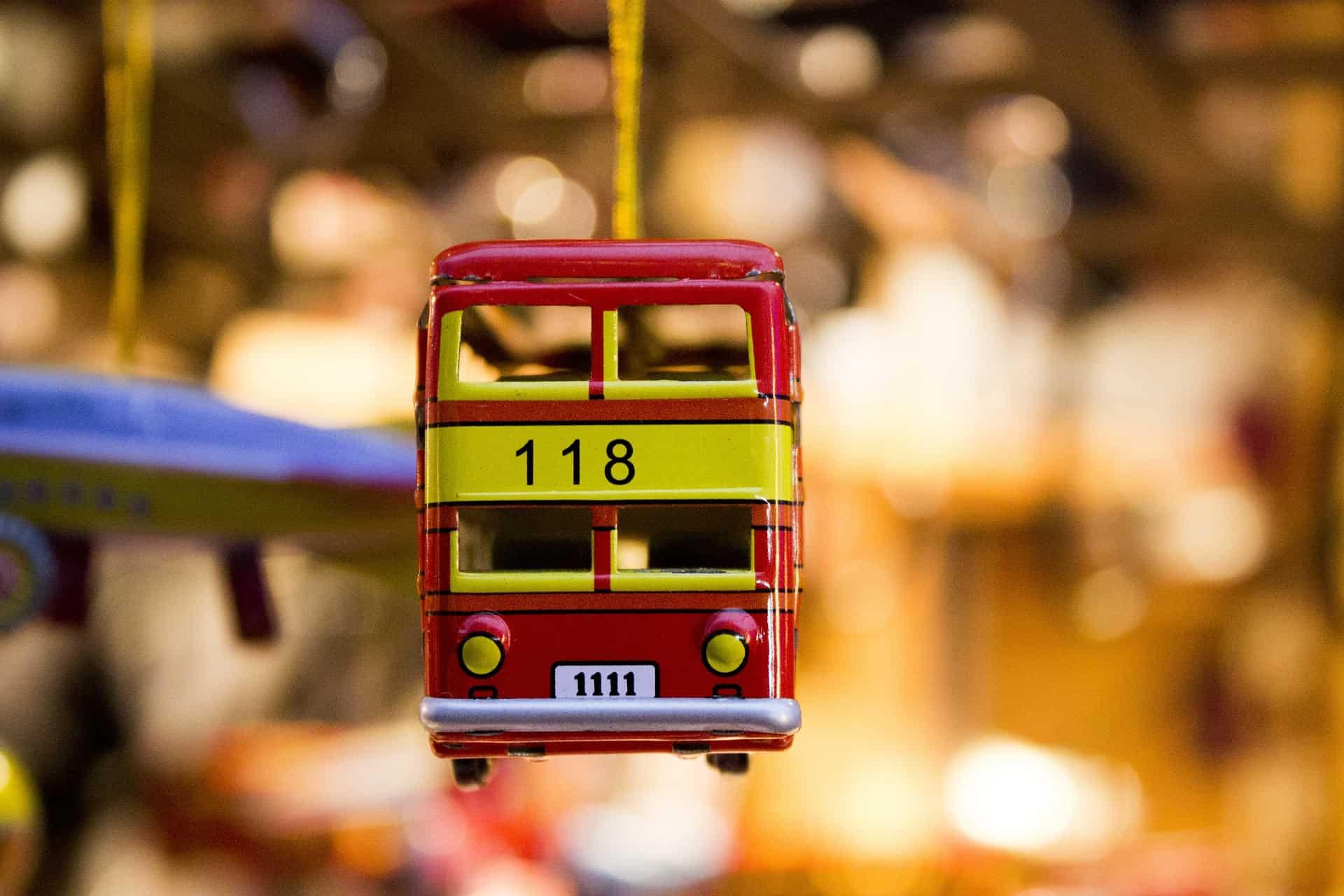 Änderung der DING-Busfahrpläne