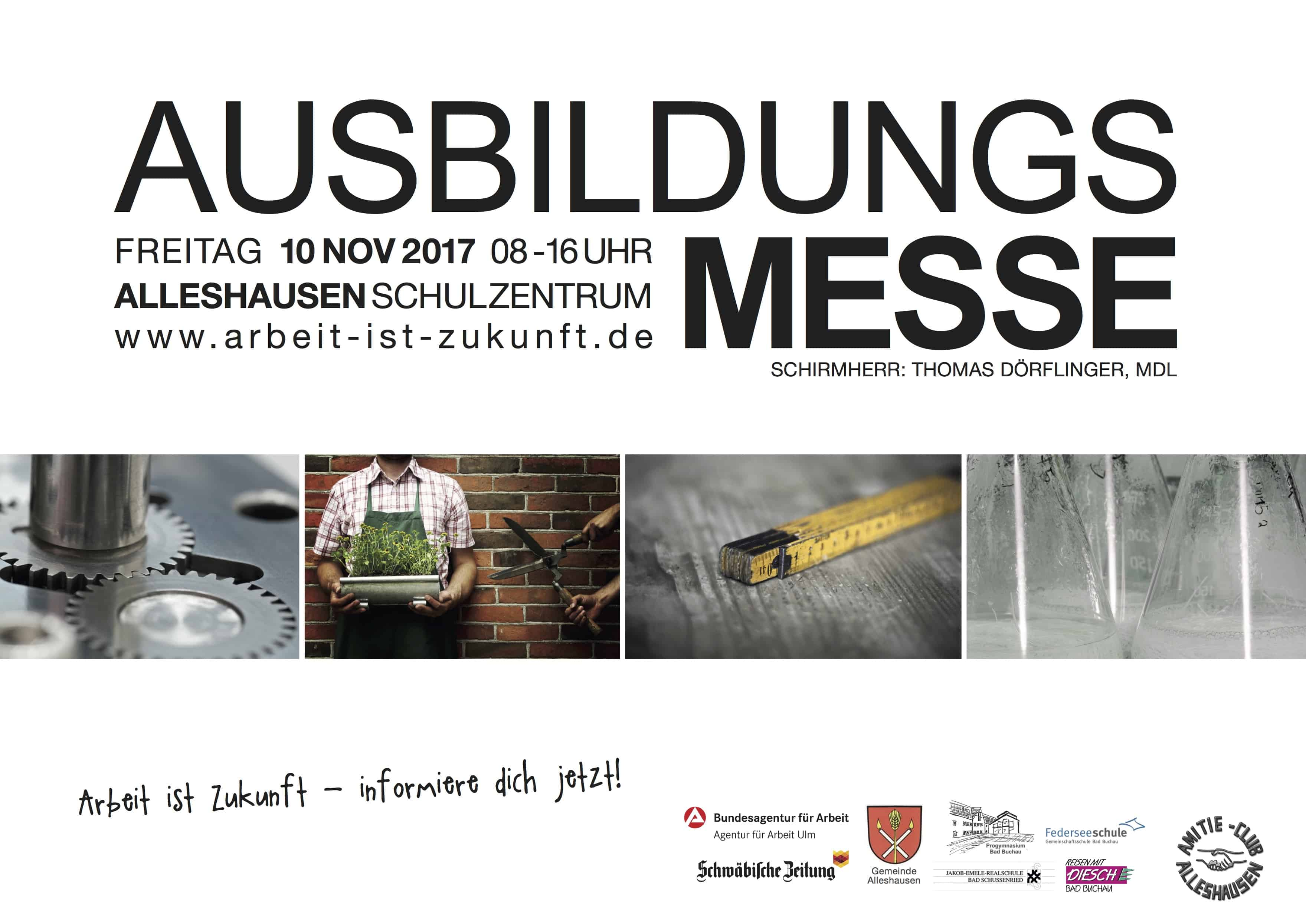 Ausbildungsmesse Alleshausen