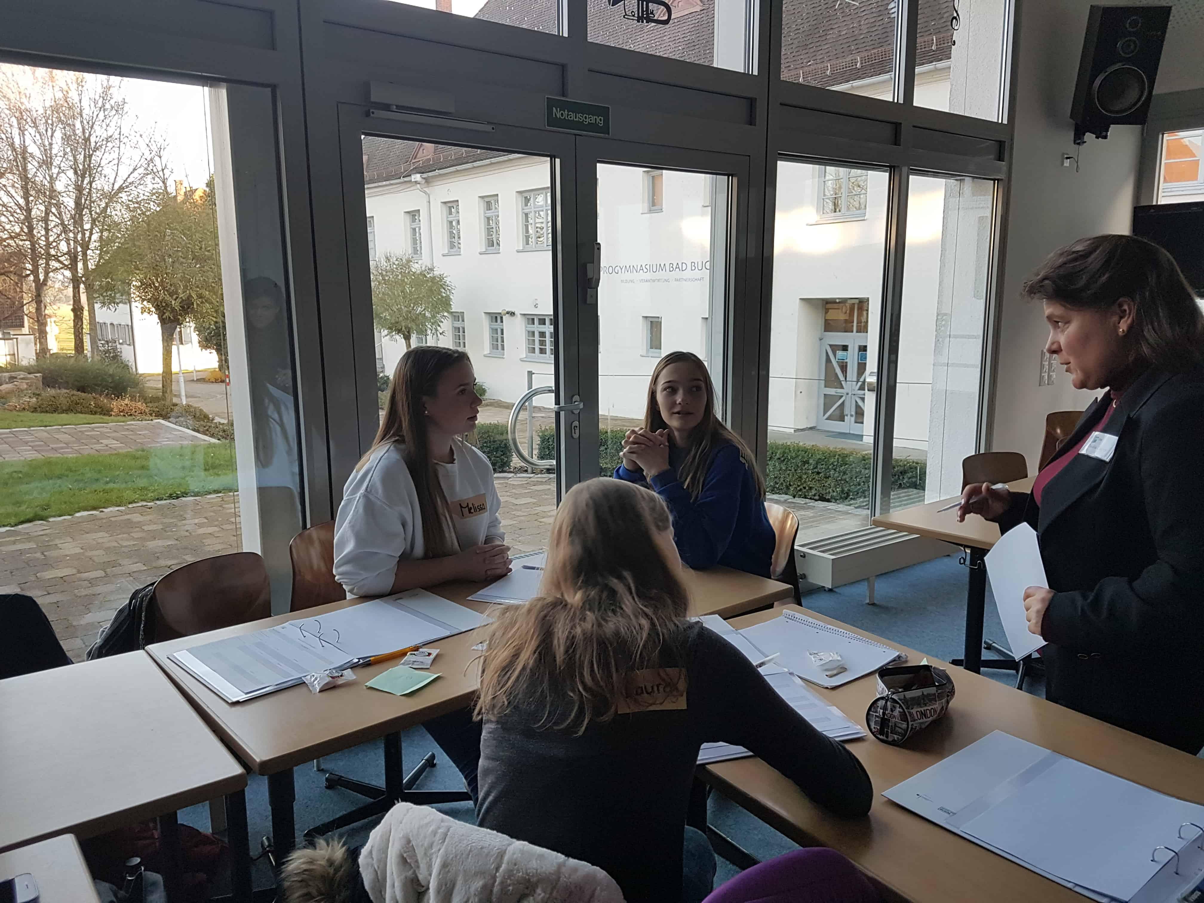 """Projekt """"Pro Beruf -Berufserprobung für Gymnasien"""" erfolgreich gestartet"""