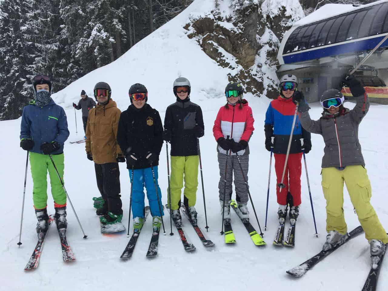 Wintersporttag 2018