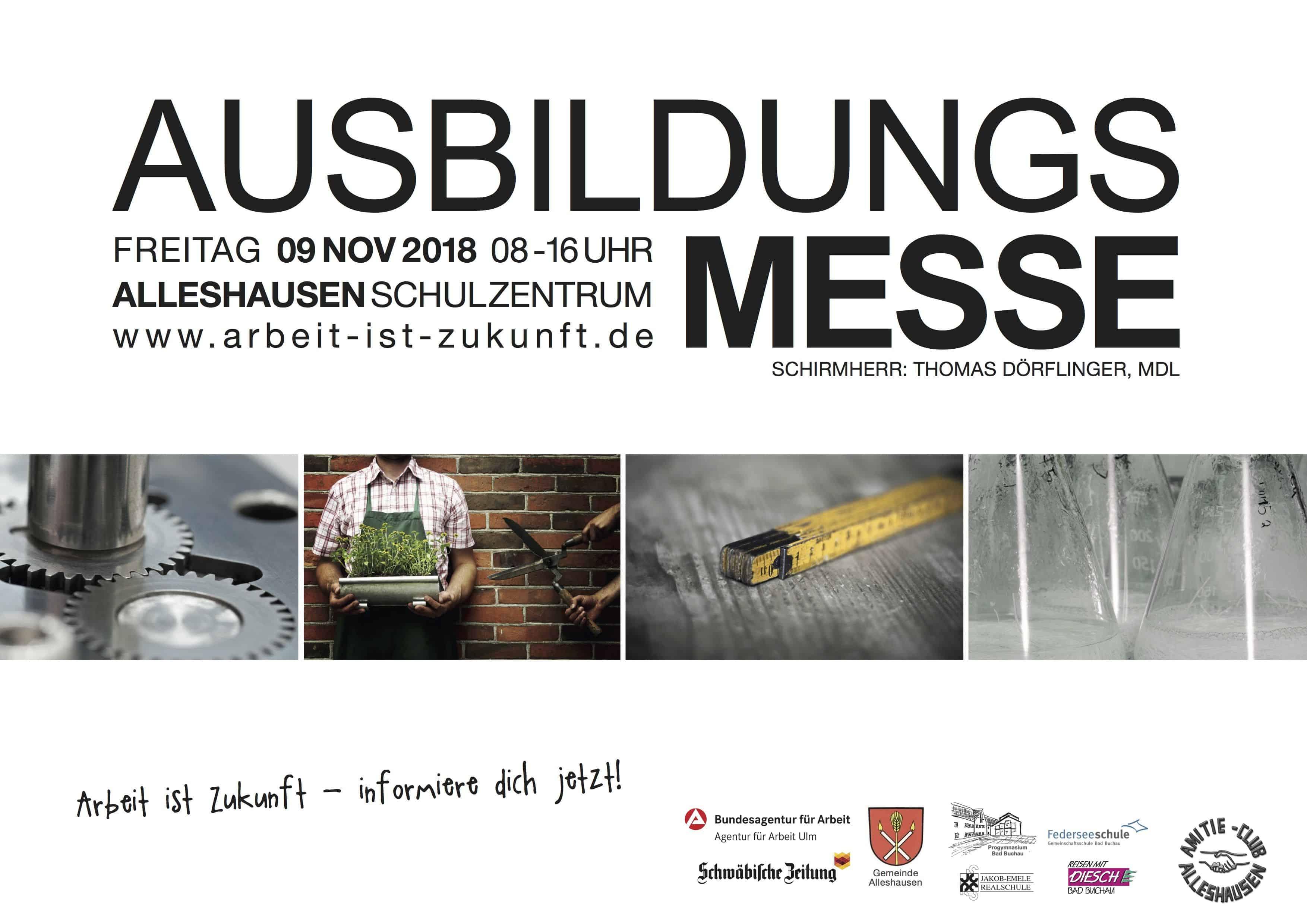 Ausbildungsmesse Alleshausen 2018