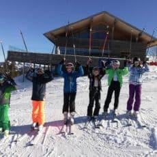 """Wintersporttag 2019 – """"Schöne Sonne, schöner Schnee"""""""