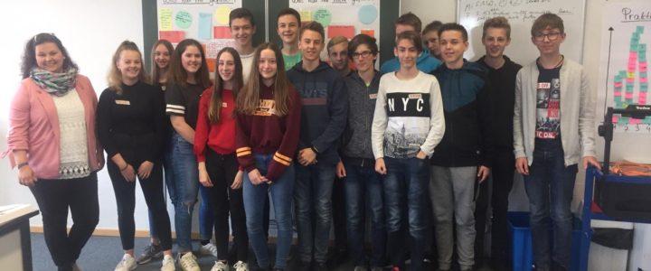 """""""Pro Beruf"""" – Erfolgreicher Projektabschluss am Progymnasium"""