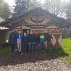 Start der Steinzeit-AG 2019