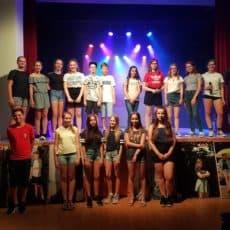 Erfolgreicher Start der musischen Projekt-AG am Progymnasium: Die Räuber 2.0